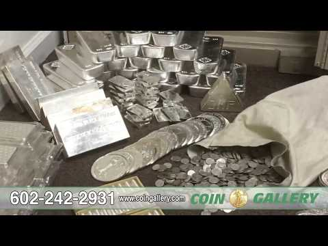 Coin Gallery | U.S. Currency, Gold, Silver, Platinum, Jewelry, Diamonds | Phoenix, AZ