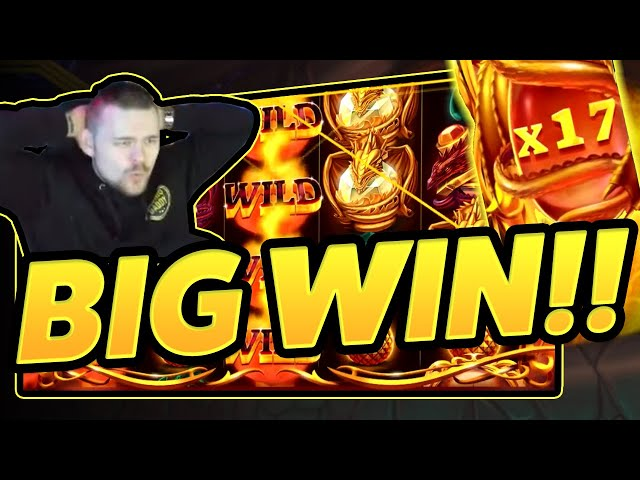 BIG WIN!!! Dragons Fire BIG WIN - Online Slot from CasinoDaddy (Gambling)