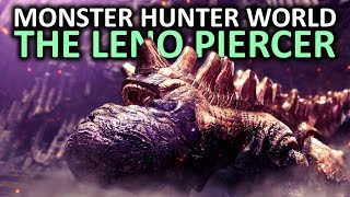 Monster Hunter World - Mighty Monster Hunters - Uragaan Meets the Leno Piercer