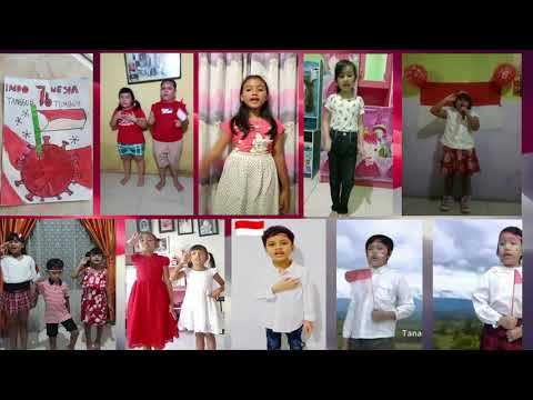 Indonesia Raya - Sekolah Minggu GMI Manna Helvetia