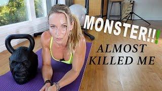MONSTER Almost Killed Me!! - My Week in a Nutshell
