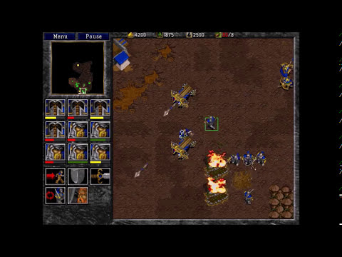 Warcraft II: Beyond the Dark Portal. Humans 4