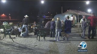 Santa Paula evacuees happy to be back home after Thomas Fire | ABC7