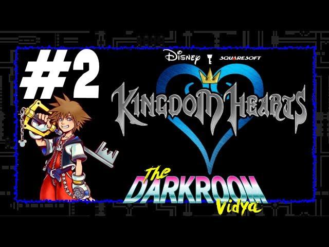 Kingdom Hearts - Part 2 Tidus or Teedus?