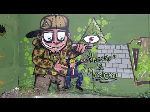 Graffiti Jam - de Big Draw - De Vasim Nijmegen
