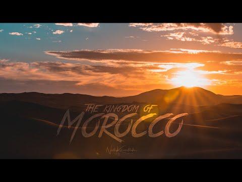 The Kingdom of Morocco - Cinematic 4K Travel Highlight Reel -  Panasonic GH5 - Sigma Art 18-35