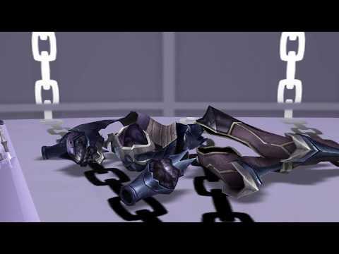 Kingdom Hearts II Final Mix (PS4) - Xemnas Visits Aqua's Armor