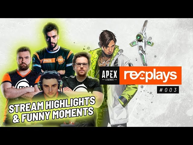 RECPlays #3 - Twitch Stream Highlights with the Apex RECPack