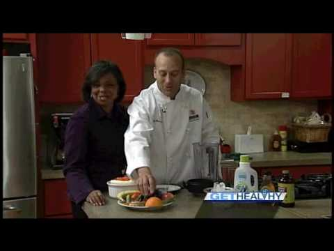 Make A Fruit & Vegetable Smoothie With Chef Jeff