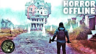 Top 10 Horror Games for Android OFFLINE - GameZone
