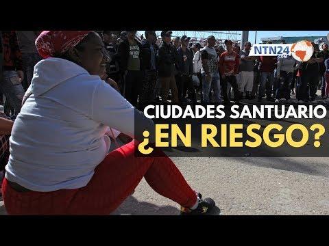 Sarykarmen Rivera  - Ya no habrá ciudades santuarios para indocumentados en la Florida