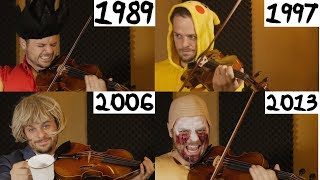 Evolution of Anime Music | 1989 - 2014