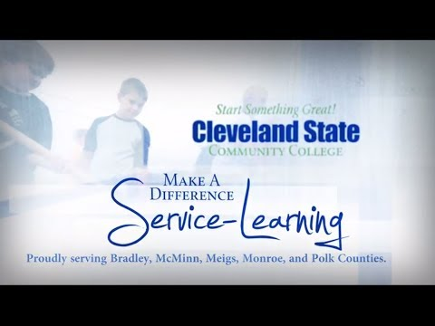 Service-Learning: Make a Difference