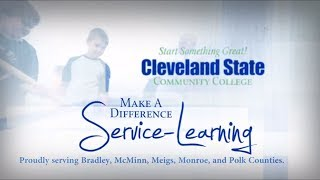Service-Learning: Make a Difference thumbnail