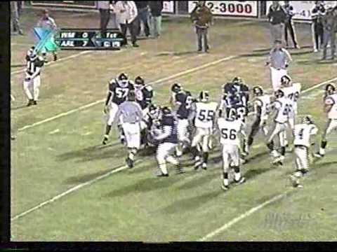 West Monroe at Airline: 2004 Louisiana 5A Quarterfinals Part 1 of 2