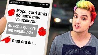 CONVERSAS DE UBER MAIS ENGRAÇADAS!