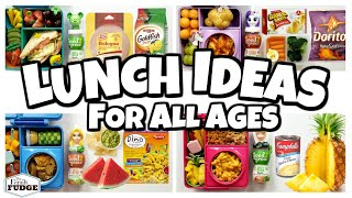 THAT'S BALONEY!  😂 Lunch Ideas For All Ages 🍎 Letting YOU Choose Our Lunch