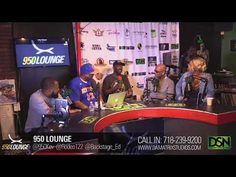 950 Lounge with guest Deon Richmond 1