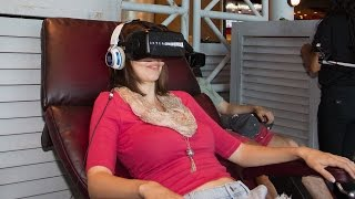 Interstellar Movie - Oculus Rift Experience New York