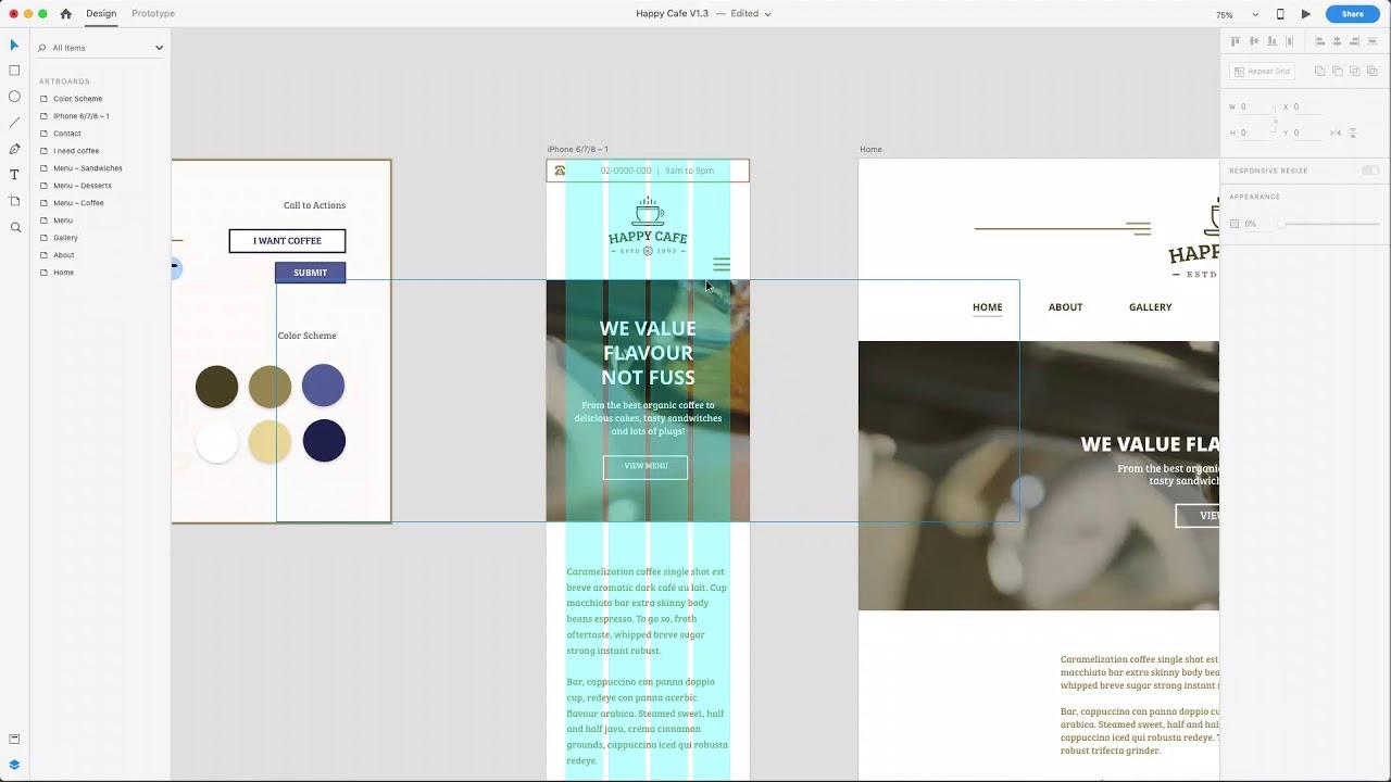 UX & UI Design Essentials - Web Courses Bangkok