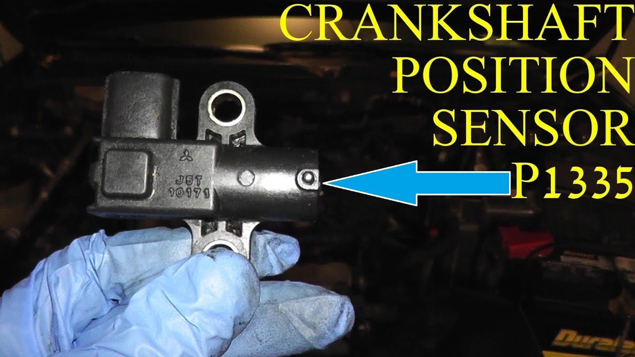 Crankshaft Position Sensor Ref P1335 Testing And Replacement Hd. Crankshaft Position Sensor Ref P1335 Testing And Replacement Hd. Wiring. Intrigue Crankshaft Position Sensor Wiring Harness At Scoala.co