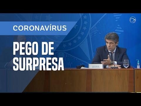 """""""SAIU HOJE?"""": TEICH É SURPREENDIDO COM DECISÃO DE REABERTURA DE COMÉRCIO ANUNCIADA POR BOLSONARO"""