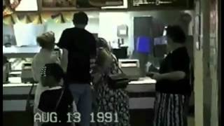 Jackson Mississippi Metrocenter Shopping Mall 1991, part 2