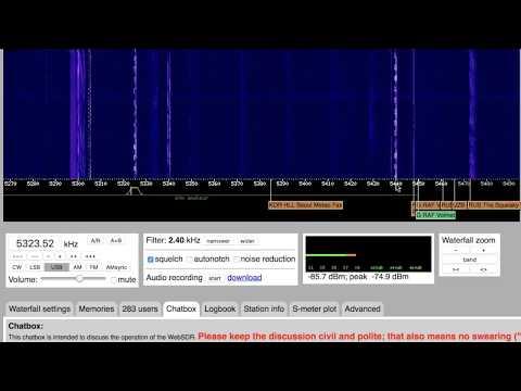 VEZHA-S Russian Telegraph Signal