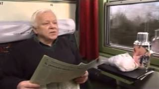 Opania i Kowalewski - Liwko i Baton (wspólna podróż pociągiem)