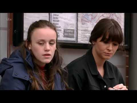 (CANADA ONLY) Missing Coronation Street Scenes Nov 3rd, 2017