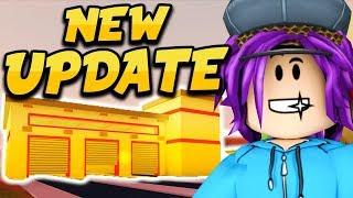 ROBLOX JAILBREAK NEW FIRE STATION UPDATE!! 🔴 ROBLOX LIVE (Roblox Jailbreak New Update)