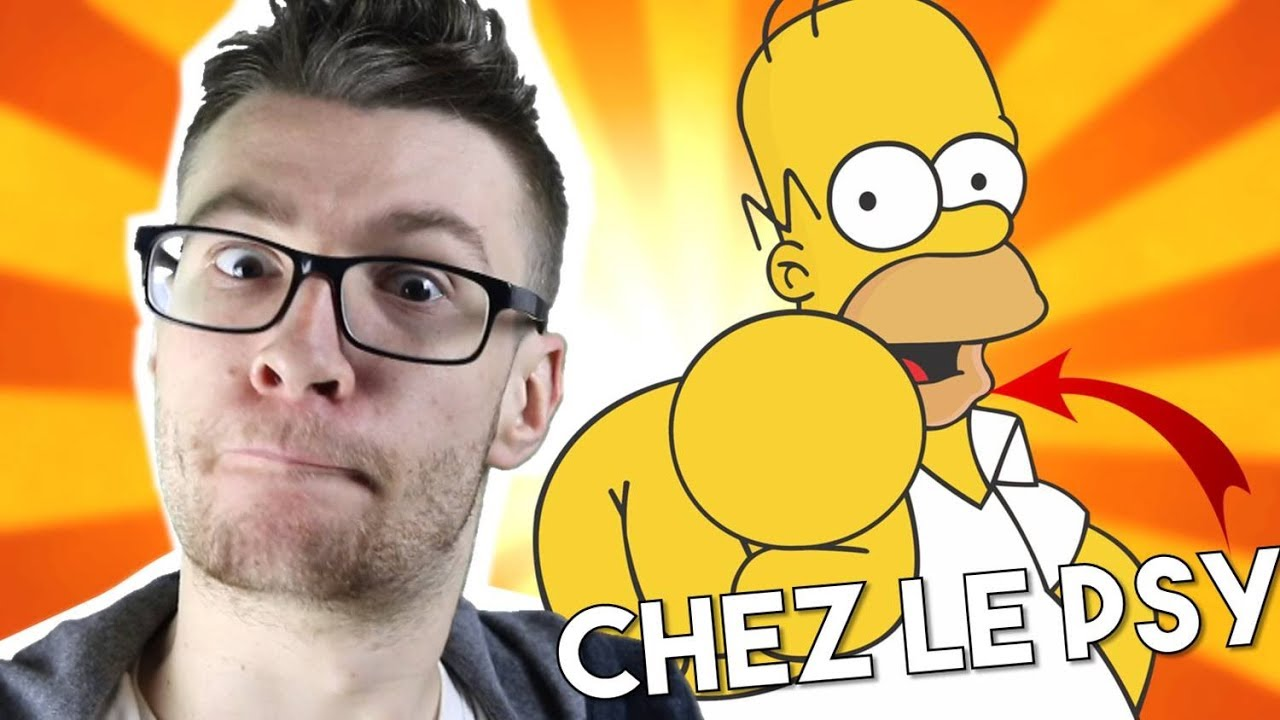 Homer simpson chez le psy superflame youtube for Chez le psy