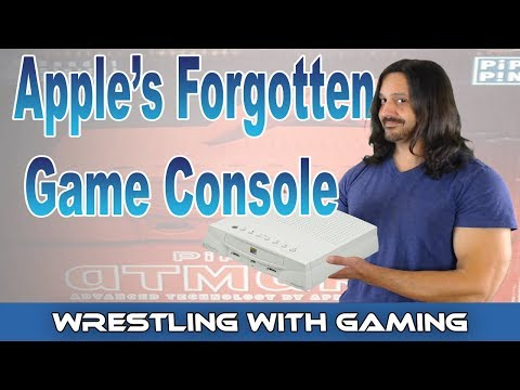 Apple's Forgotten Video Game Console - The Story Of The Apple Pippin