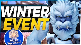 Overwatch Winter Event 2019 - Dates and Legendary Skin Predictions