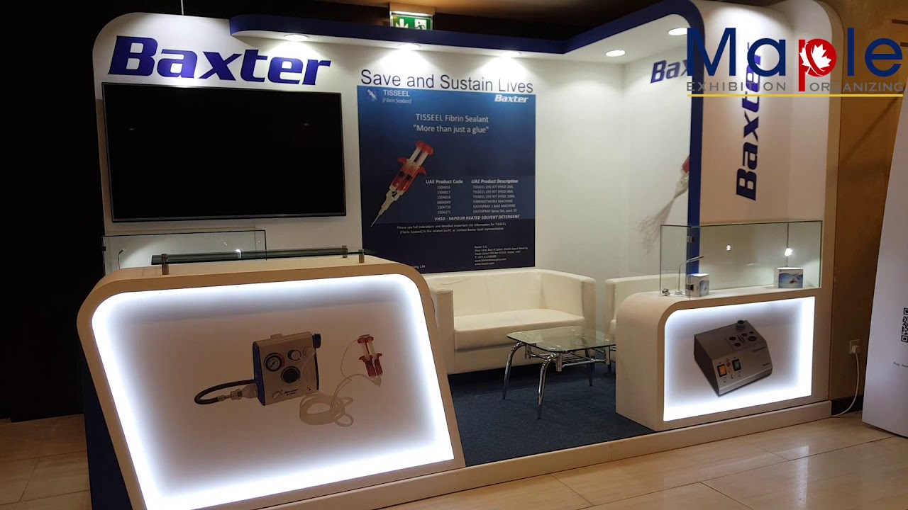 Exhibition Stand Client Feedback – Maple Exhibition Organizing