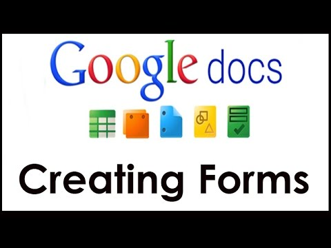 How to Create a Fillable Form Using Google Forms