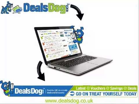 Deals Dog™ Official Vouchers Voucher Codes