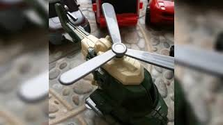 Mainan tobot X Y Z R Fullchan Apache
