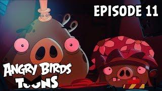 Angry Birds Toons | Dogzilla - S2 Ep11
