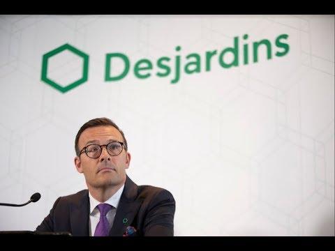 Vente de données personnelles chez Desjardins - Ce que cela dit du système financier canadien.