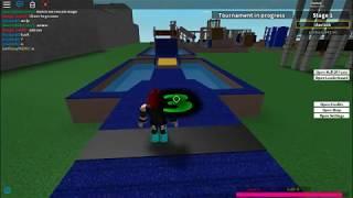 Roblox ninja guerreiro! Parte 2