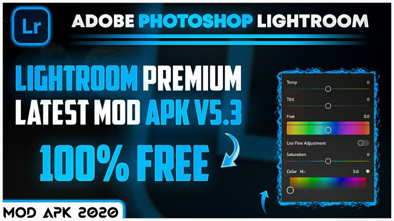 lightroom premium apk