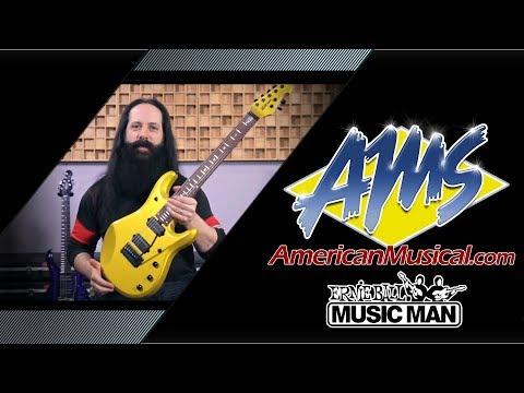 Ernie Ball Music Man John Petrucci JP6 - American Musical Supply