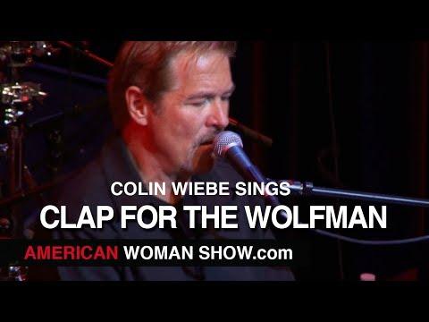 Colin Wiebe sings