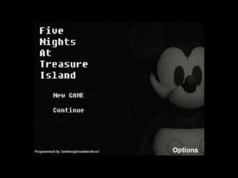 Five Nights At Treasure Island Willy