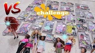 Barbie Kombin Challenge Oyunları 👠 Çarkıfelek Barbie Bebek Giydirme Oyunu Bidünya Oyuncak