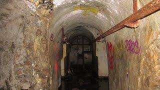 Le souterrain du fort de l'ève (stp Nz 305)
