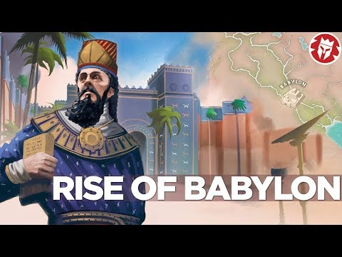 Rise of Babylon and Hammurabi - Ancient Mesopotamia DOCUMENT