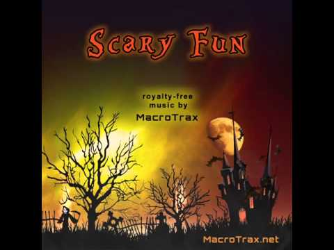 Scary Fun (Instagram short) MacroTrax Royalty-free Music