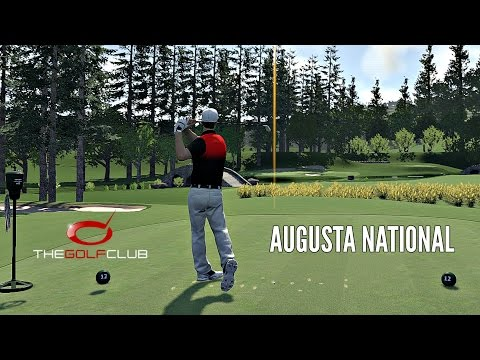 The Golf Club - Augusta National  (Xbox One Gameplay)